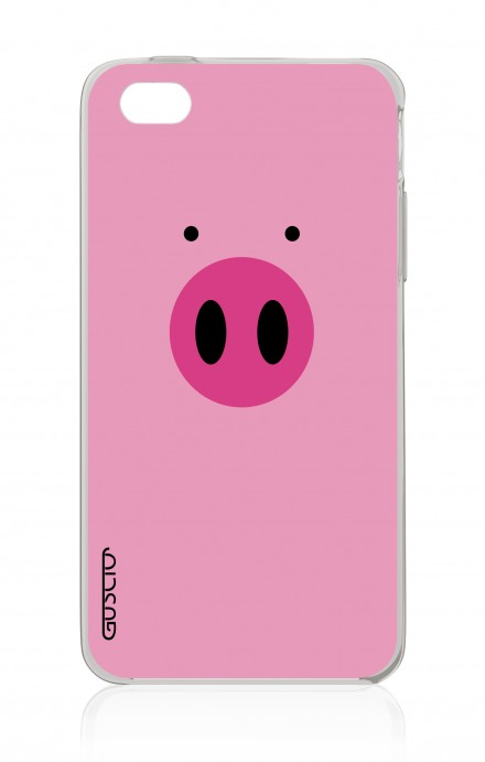 Cover Apple iPhone 4/4S - Pig