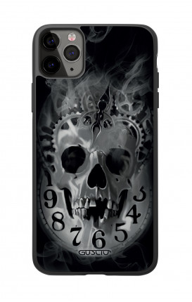 Apple iPhone 11 PRO Two-Component Cover  - Skull & Clock