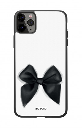 Apple iPhone 11 PRO Two-Component Cover  - Black Bow