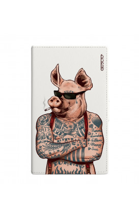 Cover Universal Casebook size2 - WHT Hate BBQ