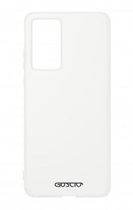 Cover Crystal TPU Samsung A51 - Logo