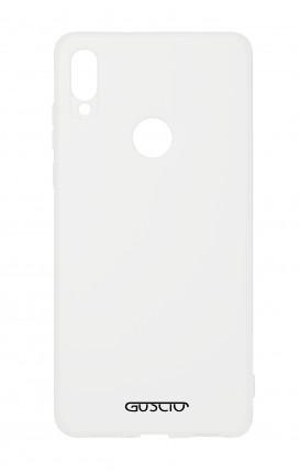 Cover Crystal TPU Xiaomi Redmi Note 7 - Logo