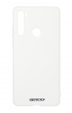 Cover Crystal TPU Xiaomi Redmi Note 8T - Logo