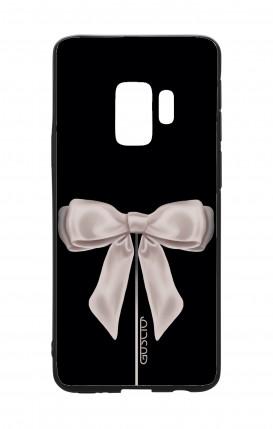 Cover Bicomponente Samsung S9Plus - Fiocco di raso