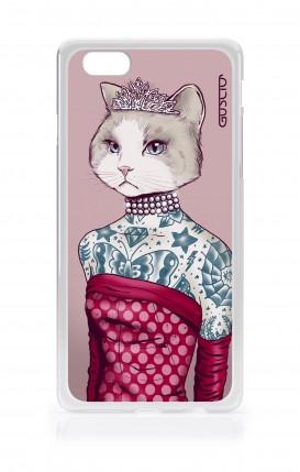 Cover Apple iPhone 6/6s - Gattina principessa