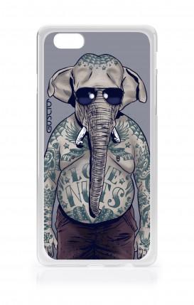 Cover Apple iPhone 6/6s - Elephant Man