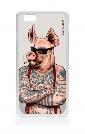 Cover Apple iPhone 6/6s - Hate BBQ