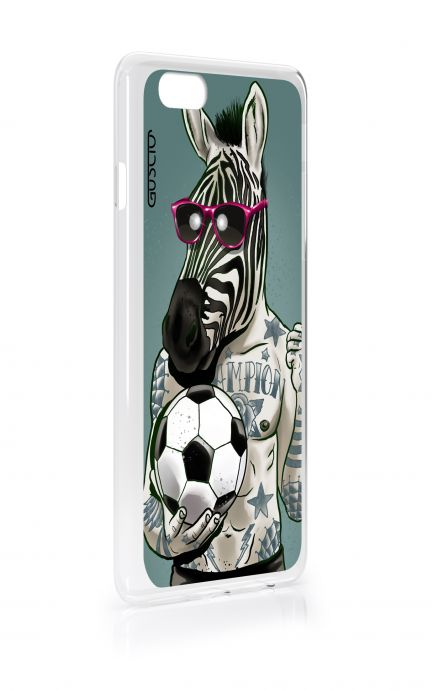 Cover Apple iPhone 6/6s - Zebra