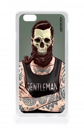 Cover Apple iPhone 6/6s - Teschio gentiluomo