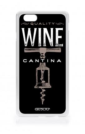 Cover TPU Apple iPhone 6/6s - Wine Cantina