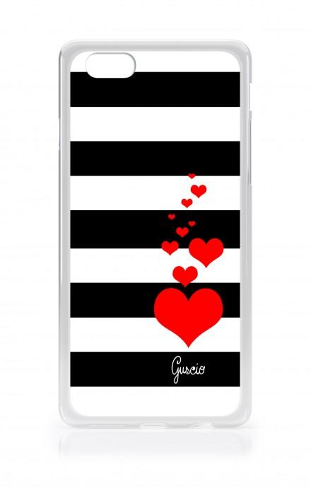 Cover TPU Apple iPhone 6/6s - Loving Stripes