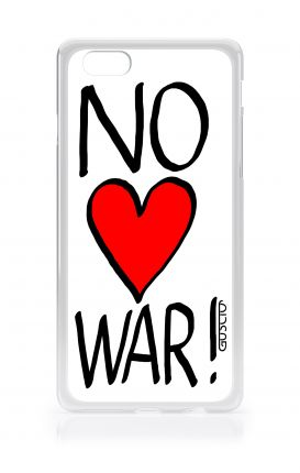 Cover Apple iPhone 6/6s - NO WAR