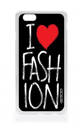 Cover Apple iPhone 6/6s - I Love Fashion
