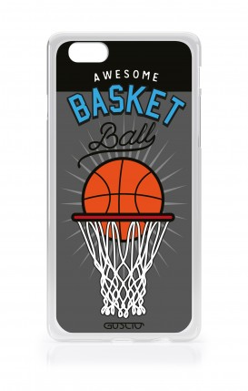 Cover Apple iPhone 6/6s - Basket Ball
