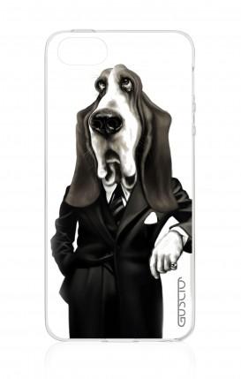 Cover Apple iPhone 5/5s/SE - Cane elegante