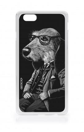 Cover TPU Apple iPhone 6/6s - Cane elegante