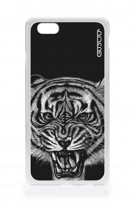 Cover Apple iPhone 6/6s - Tigre nera