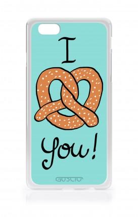 Cover Apple iPhone 6/6s - I Pretzel You