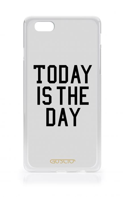 Cover TPU Apple iPhone 6/6s - Today is the Day