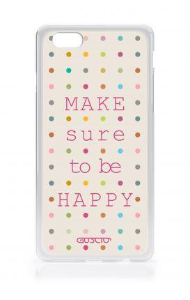 Cover Apple iPhone 6/6s - felicità assicurata