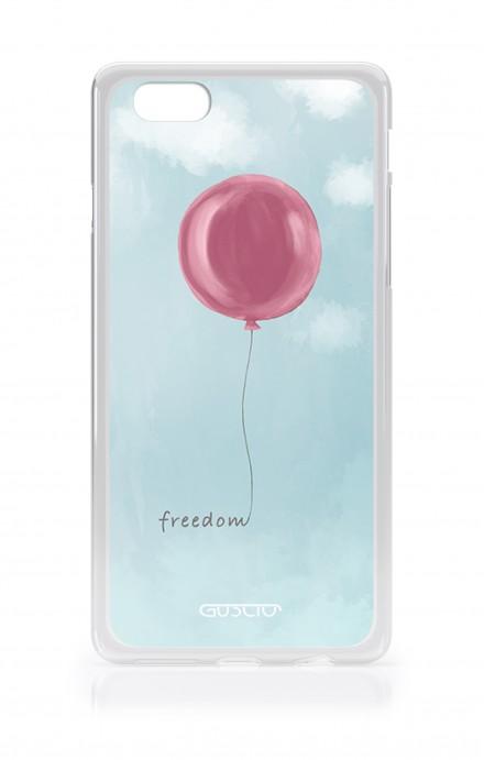 Cover TPU Apple iPhone 6/6s - palloncino della libertà