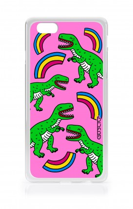 Cover Apple iPhone 6/6s - T-Rex pattern