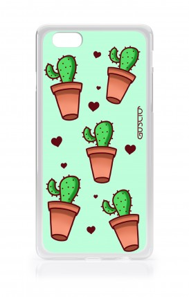 Cover Apple iPhone 6/6s - Cactus Pattern