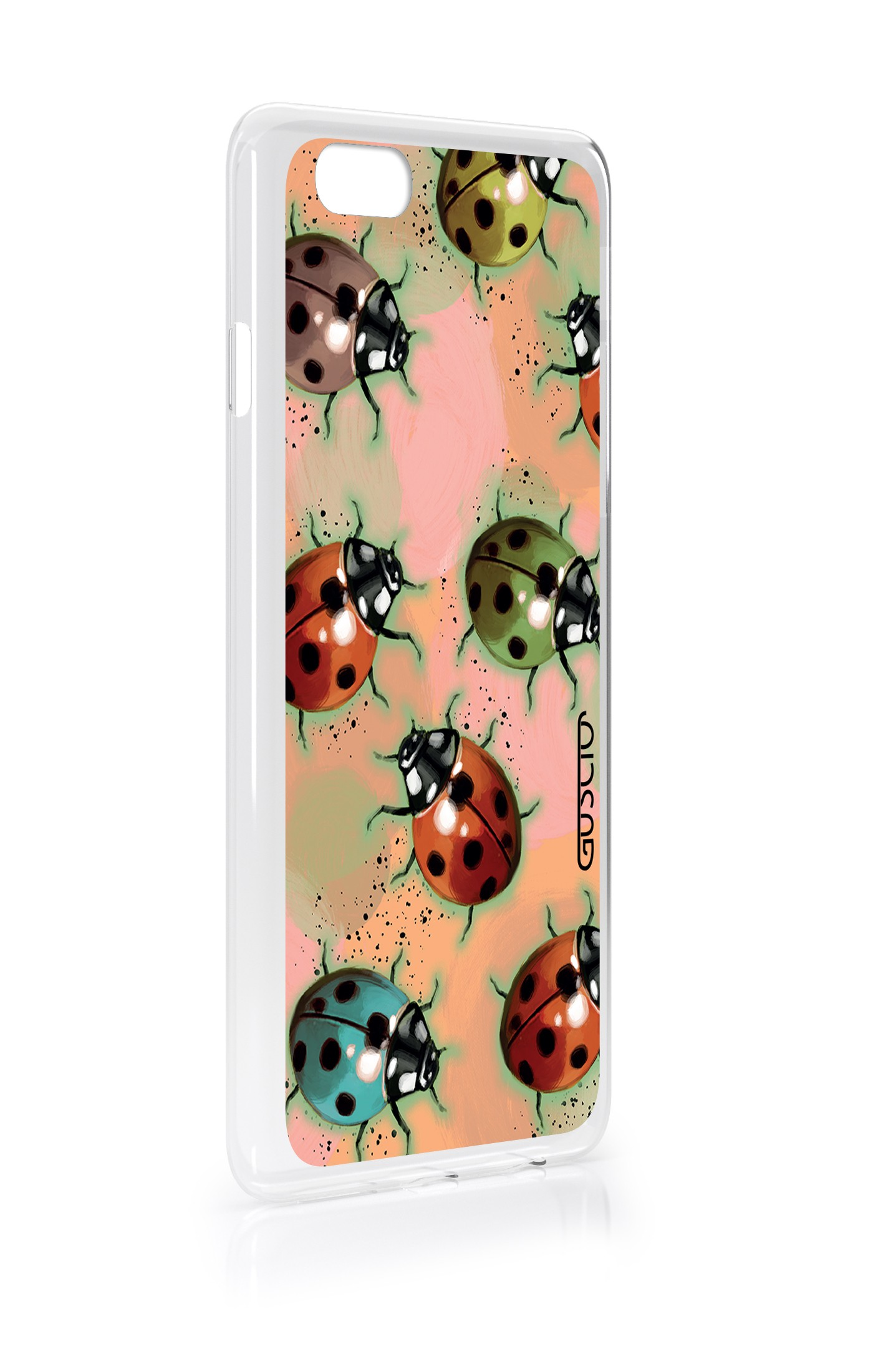 separation shoes 1b678 c9530 Cover Apple iPhone 6/6s - Lady bugs - Gusciostore