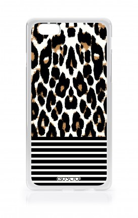 Cover Apple iPhone 6/6s - Animalier & Stripes