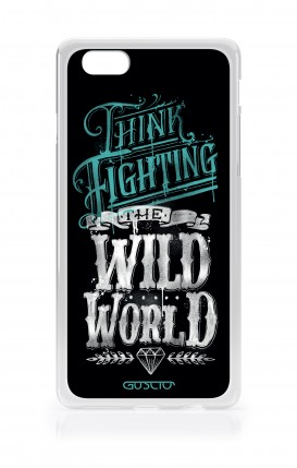 Cover Apple iPhone 6/6s - Wild World