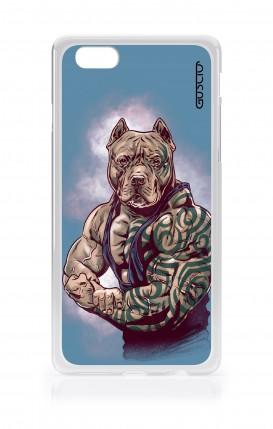 Cover Apple iPhone 6/6s - Pitbull Tattoo