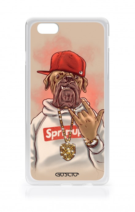 Cover Apple iPhone 6/6s - Rap Dog