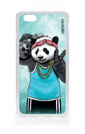 Cover Apple iPhone 6/6s - Panda anni '80