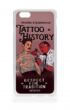 Cover Apple iPhone 6/6s - Tattoo History