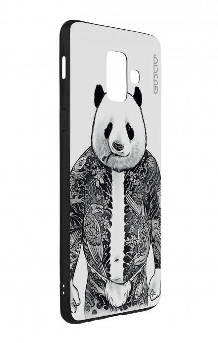Apple iPhone 7/8 White Two-Component Cover - Palms & Thunder