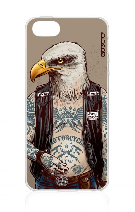 Cover Apple iPhone 5/5s/SE - Eagle Rebel