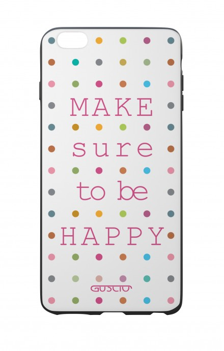 Cover Bicomponente Apple iPhone 7/8 Plus - Make sure to be happy