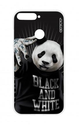 Cover TPU Xiaomi A1 - Panda rap