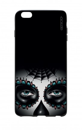 Apple iPhone 7/8 Plus White Two-Component Cover - Calavera Eyes