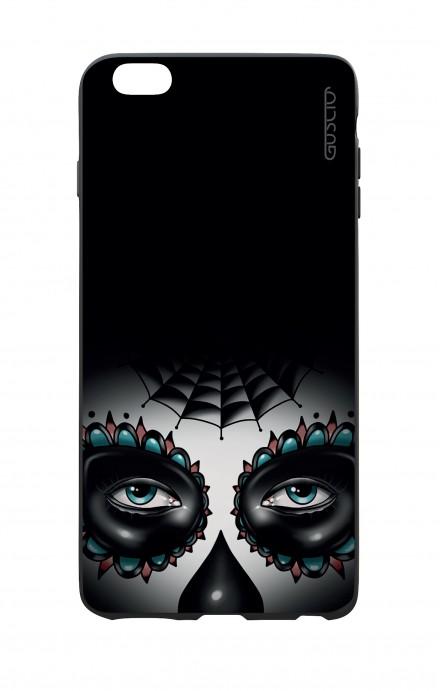 Cover Bicomponente Apple iPhone 7/8 Plus - Calavera occhi