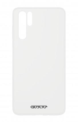 Cover Crystal TPU Huawei P30 PRO - Logo