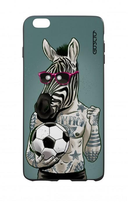 Cover Bicomponente Apple iPhone 6/6s - Zebra