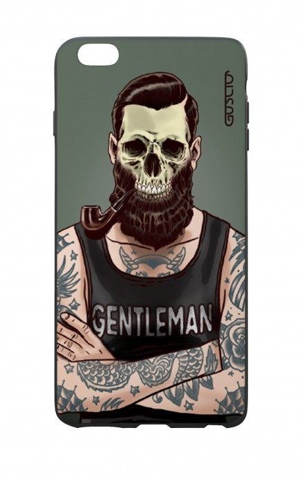 Apple iPhone 6 WHT Two-Component Cover - Another Gentleman