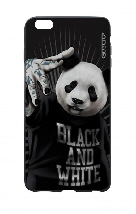 Cover Bicomponente Apple iPhone 6/6s - Panda rap