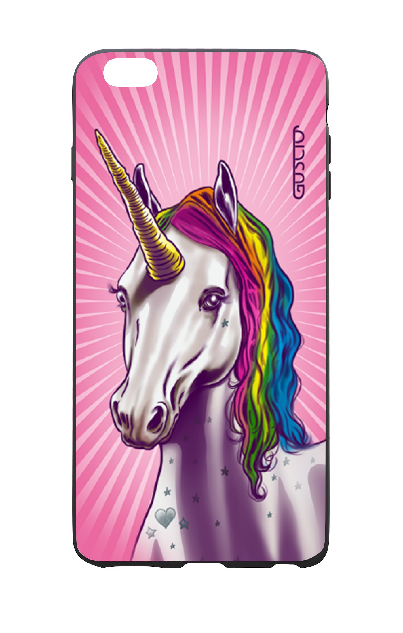 cover iphone 6 unicorno