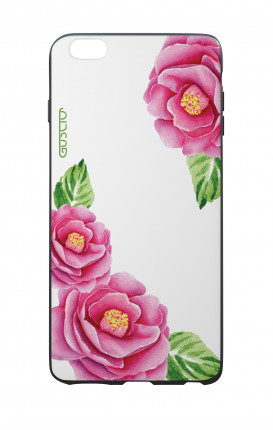 Apple iPhone 6 WHT Two-Component Cover - Nude Peony