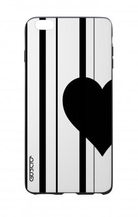 Cover Bicomponente Apple iPhone 6/6s - Cuore a metà