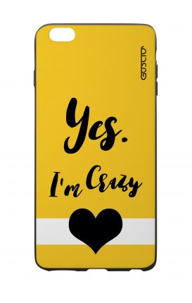 Cover Bicomponente Apple iPhone 6/6s - Yes. I'm Crazy
