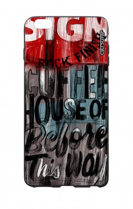Cover Bicomponente Apple iPhone 6/6s - Coffee House