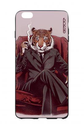 Cover Bicomponente Apple iPhone 6/6s - Tigre elegante